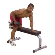 Body-Solid Flat Bench (GFB350)